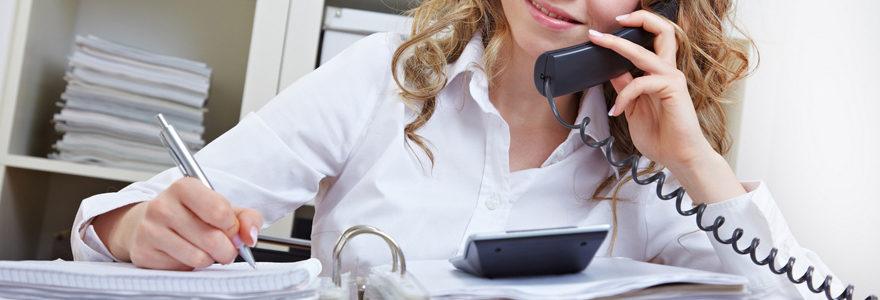 Assistance administrative aux entreprises